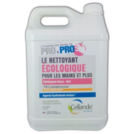 savon professionnel écologique MCC 5L 1